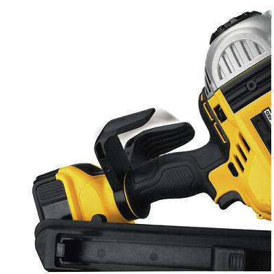 Dewalt 20V Brushless Nailer Kit