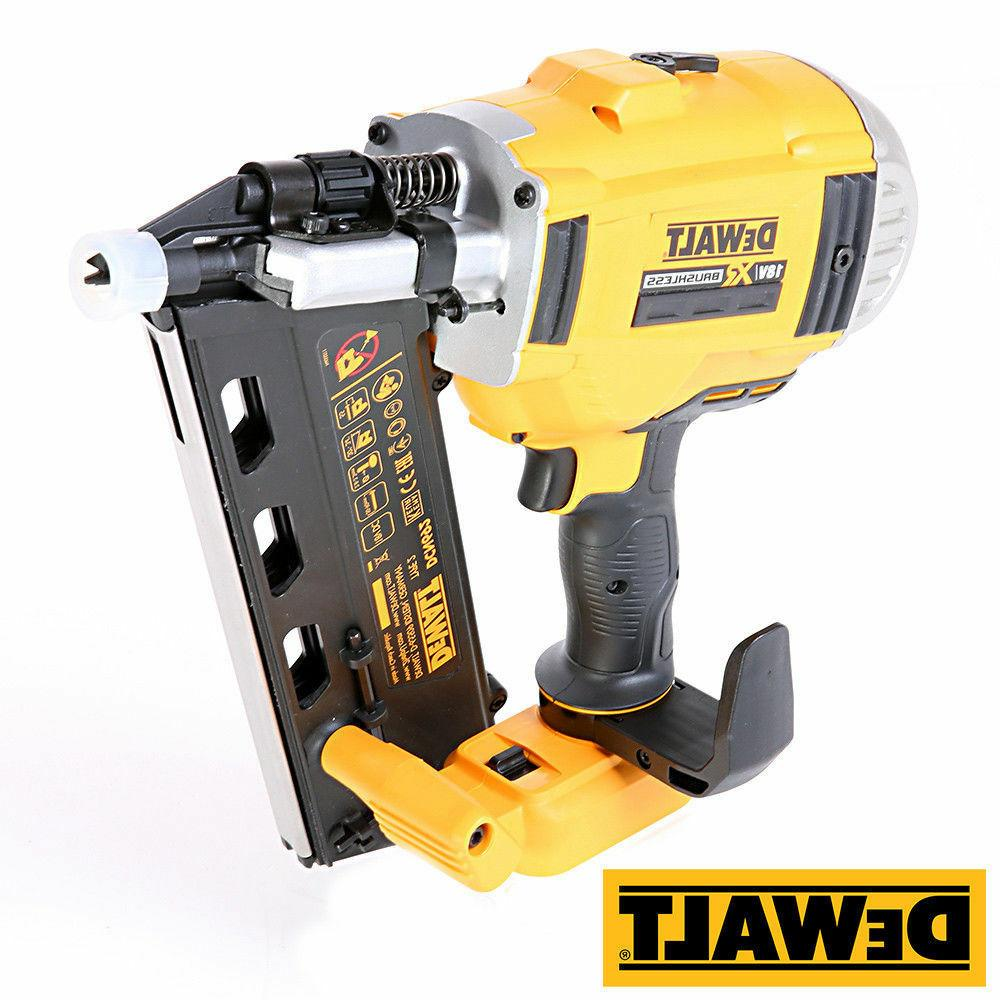 Dewalt DCN692N Brushless First Framing Nailer - Only
