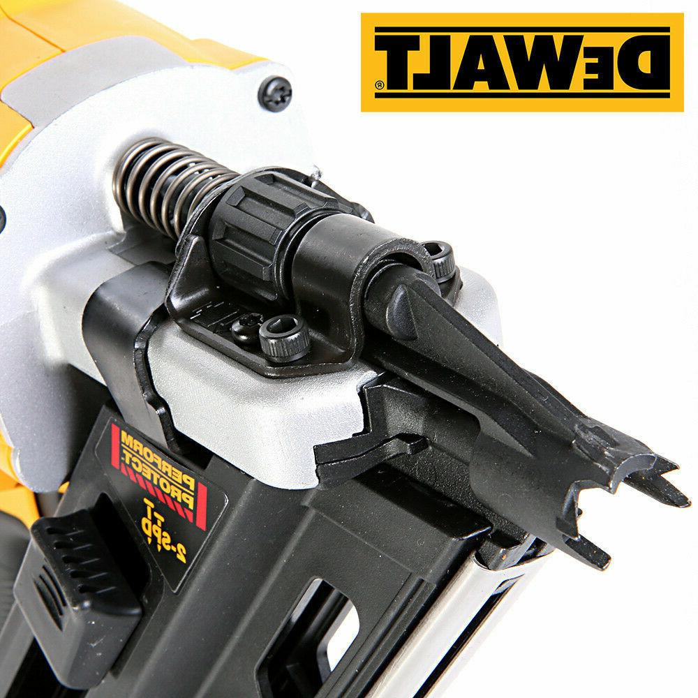Dewalt Brushless First Nailer 90mm Body