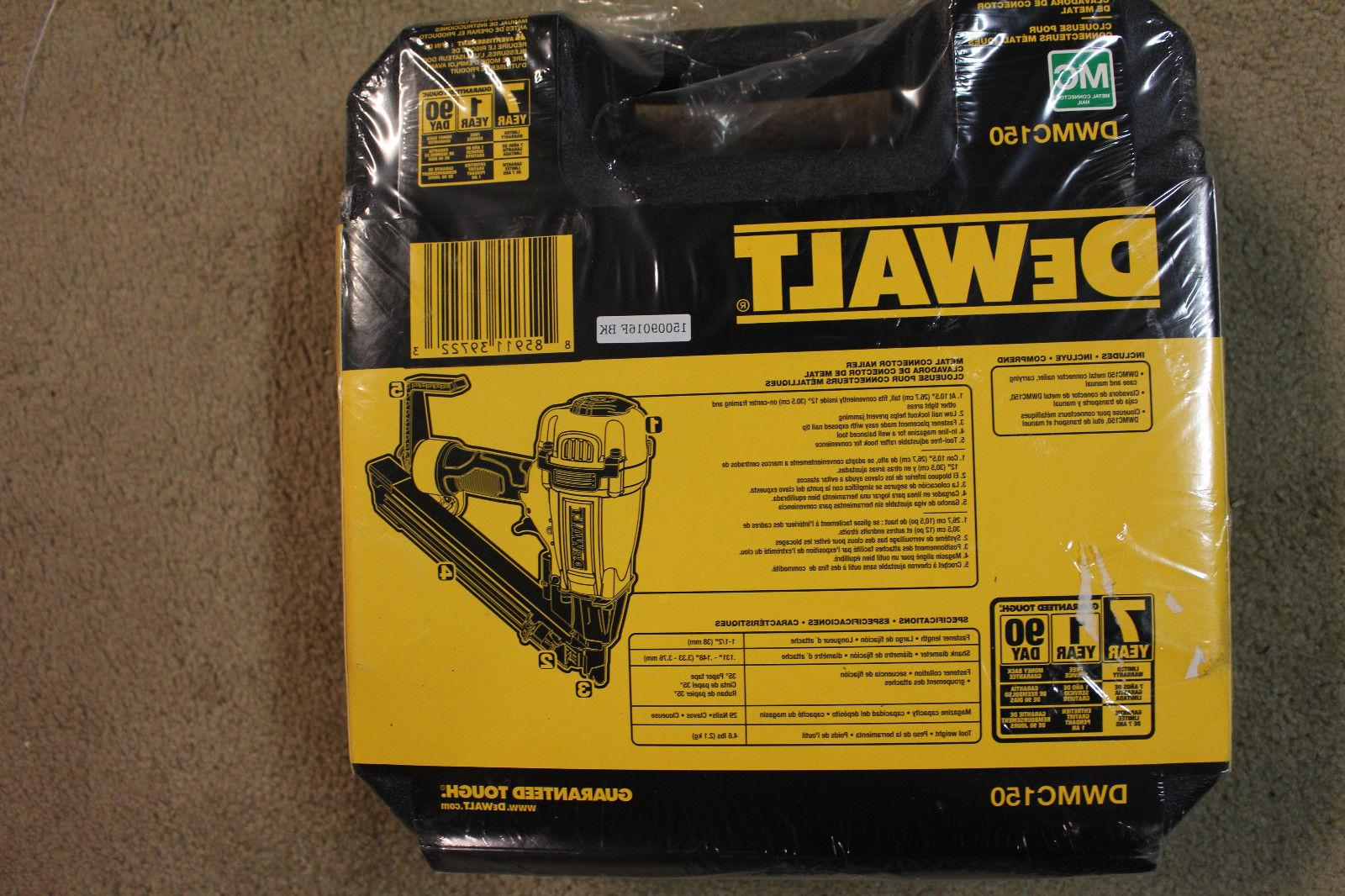 DEWALT Pneumatic Metal Nail with Case - BRAND NEW !!!