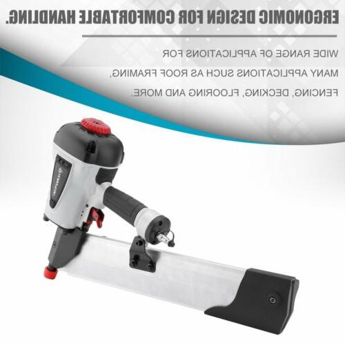 21 Degree Pneumatic Nailer Gun Tool USA