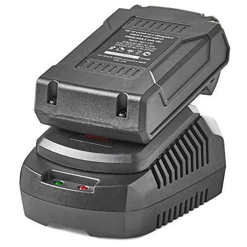 VonHaus 18V and Kit Includes Charger, Staples Nails 15/396US