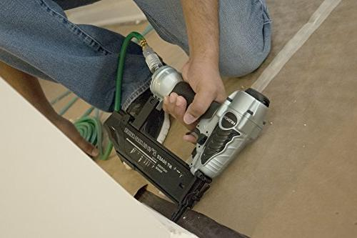 Hitachi NT50AE2 5/8-Inch to Brad Nailer
