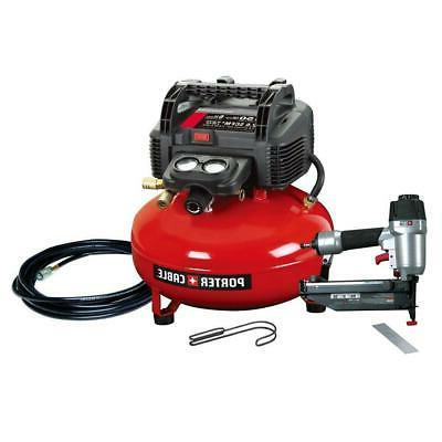 pcfp72671 finish nailer compressor combo