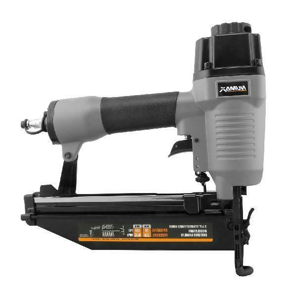 NuMax X 16-Gauge Finish Nailer Air Gun
