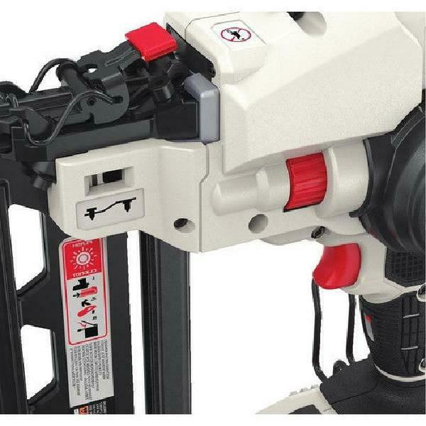 PORTER CABLE 20V MAX Lithium-Ion Straight Finish Nailer