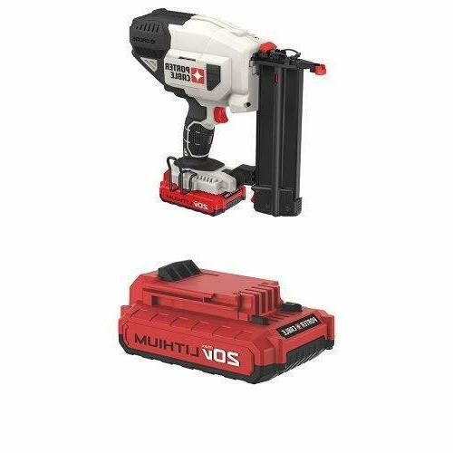 PORTER CABLE PCC790B MAX Lithium-Ion Nailer