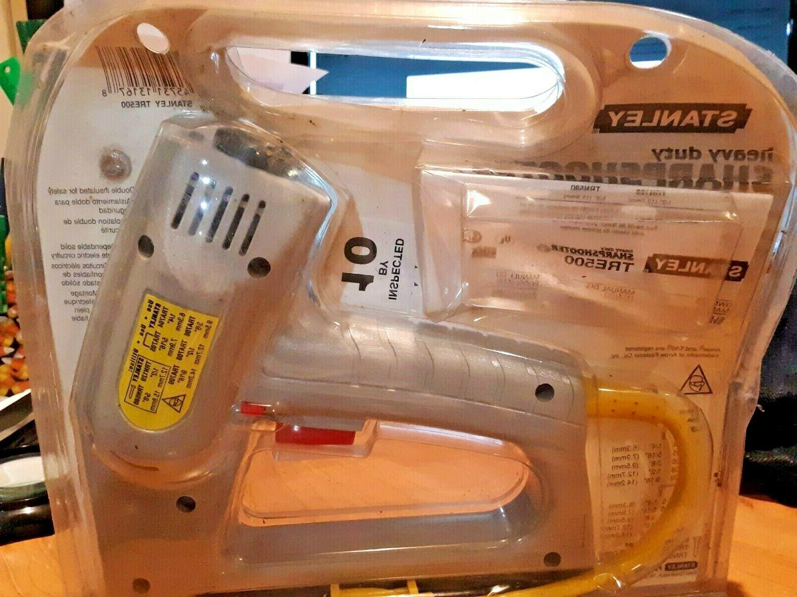 Stanley Sharpshooter Duty Stapler Gun