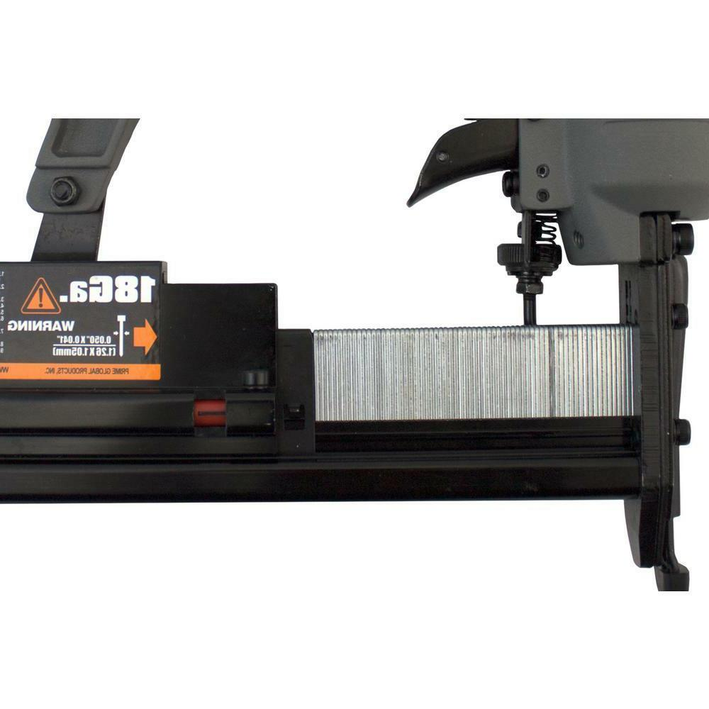 NuMax Pneumatic 18 and and Stapler