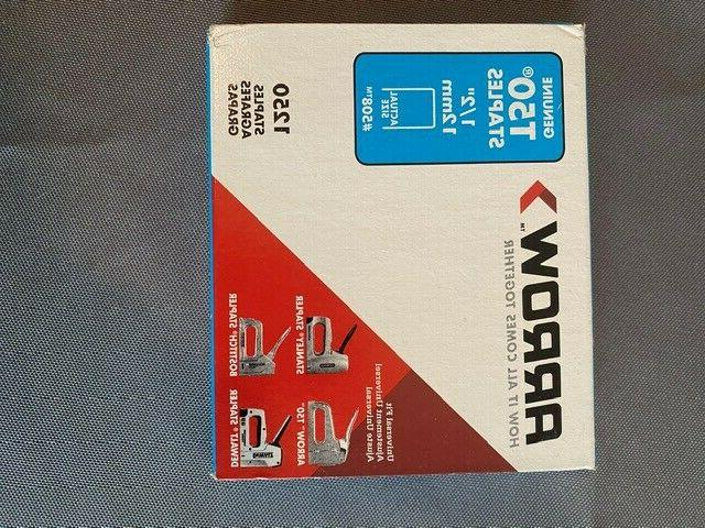 t50 staples 1250 count 1 2 12mm