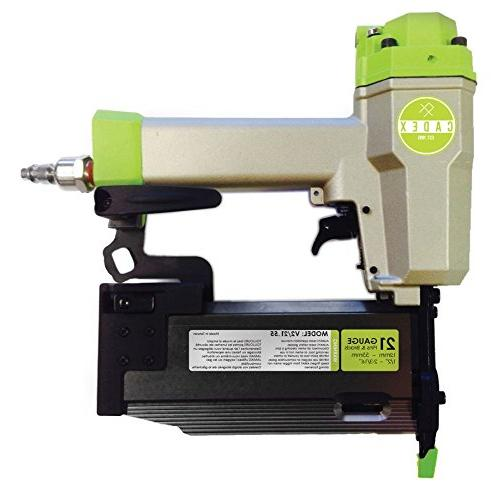 Cadex Pinner/Brad Pin Nailer - Kit WITH SYSTAINER & 18MM, 30MM, AND Slight Brads