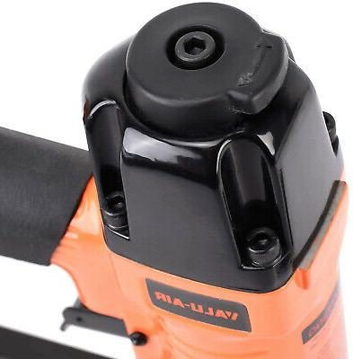 Valu-Air SF5040 Gauge In Brad Nailer And Stapler With Carrying