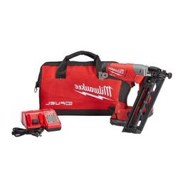 MILWAUKEE 2742-20 M18 FUEL™ 16ga Angled Finish Nailer
