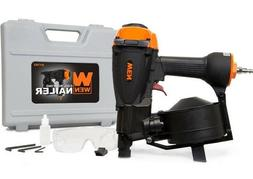 magnesium coil roofing nailer