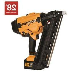 BOSTITCH 20V MAX 4.0 Ah 28Deg Framing Nailer BCF28WWM1 NEW