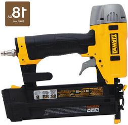 Nail Gun Brad Nailer Kit Pneumatic 18 Gauge 2 In Roof Floori