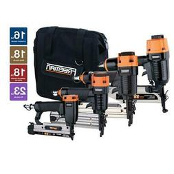Nailer Kit with Canvas Bag  Filter/Anti-Dust Cap Finishing A