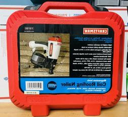 New Craftsman Magnesium Body Coil Roofing Air Drive Nailer N