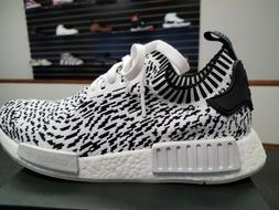 New adidas NMD_R1 PK Men's Shoes Sashiko Zebra BZ0219 Prim