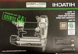 NEW Hitachi NT50A5 18 gage Brad Nailer New Professional Mode