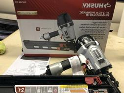 NEW OPEN BOX 21 Degree Husky Framing Nailer