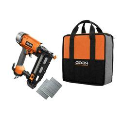 NEW RIDGID R250SFE 16-Gauge 2-1/2 in. STRAIGHT FINISH NAIL G
