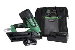 "Hitachi NR1890DC 18V Cordless Brushless 3-1/2"" Paper Strip"