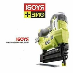 Ryobi 18-Volt ONE+ AirStrike Straight Nailer and Narrow Crow