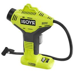 Ryobi P737 18-Volt ONE+ Portable Cordless Power Inflator for