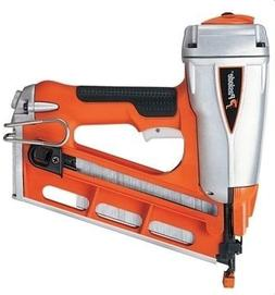 "Paslode T250A-F16 Angled Finish Nailer w/Case, 1-1/4"" to 2-1"