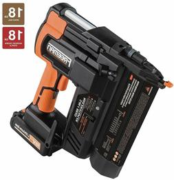 Freeman PE2118G 18 Volt 2-in-1 18 Gauge Cordless Nailer & St