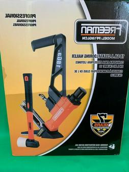 Freeman PF18GLCN 18-Gauge Cleat Flooring Nailer for Bamboo a