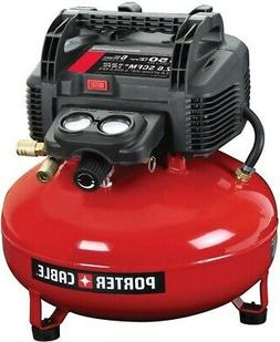 Portable Electric Air Compressor 6 Gal Powerful Durable Stur