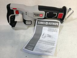 Porter Cable PCC671 20V Cordless Reciprocating Saw - Tool On