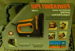 PowerShot Pro Electric Stapler and Nail Gun 9100 in Case Fre