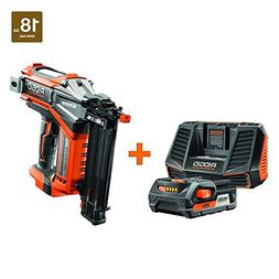 RIDGID HYPERDRIVE 18-Volt Brushless 18-Gauge 2-1/8 in. Brad