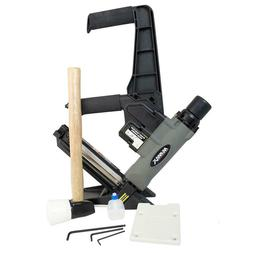 Numax S50LSDH 2‑in‑1 Dual Handle Flooring Nailer And Sta