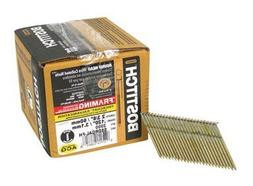 BOSTITCH S8DRGAL-FH 28 Degree 2-3/8-Inch by .120-Inch Wire W