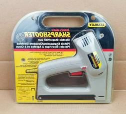 sharpshooter tree500 heavy duty electric stapler nail