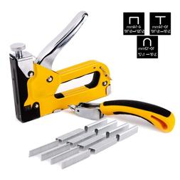 Staple Gun 3 in 1 <font><b>Heavy</b></font> <font><b>Duty</b