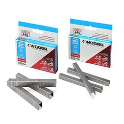 ARROW T50 Staples Pack Set #508SS1 1/2'' 12mm and #506SS1 3/