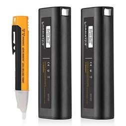 Powerextra 6V 3000mAh Replacement Battery Compatible with Pa