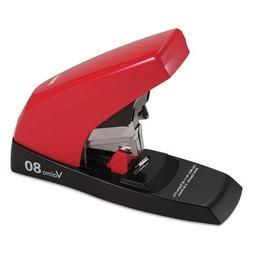 Vaimo 80 Heavy-Duty Flat-Clinch Stapler, 80-Sheet Capacity,