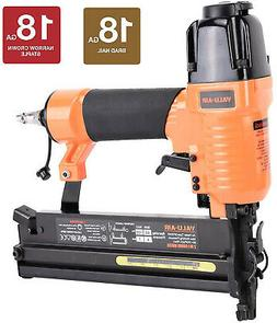 Valu-Air SF5040 2' 18 Gauge 2 In 1 Brad Nailer And Stapler W