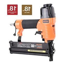 "Valu-Air SF5040 2"" 18 Gauge 2 in 1 Brad Nailer and Stapler w"