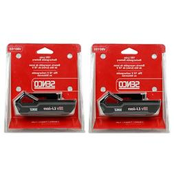 Senco VB0155 18v 1.5Ah Lithium-ion Battery 2PK New for Fusio