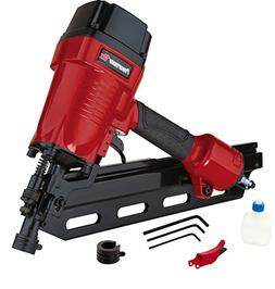 Powermate VX CHFN35P Clipped Head Framing Nailer, Red