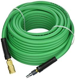 Hitachi 115159 1/4 in. x 100 ft. Hybrid Hose with Industrial