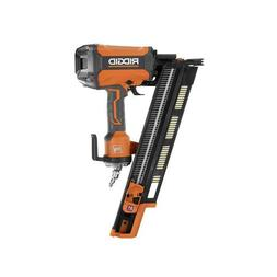 Ridgid ZRR350RHF 3-1/2 in. Round-Head Framing Nailer